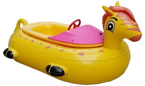 Battery powered water playground inflatable pedal boat.jpg 350x350